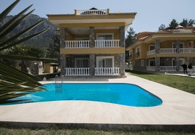 4 Bedroom, Villa White Rock, Akkaya, Dalaman, Mugla