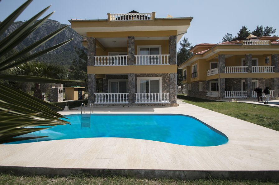 4 Bedroom, Villa White Rock, Akkaya, Dalaman, Mugla