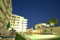 Apartment in Turkey, Didim: Pool at night