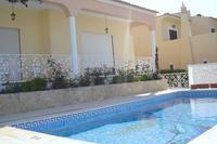 Villa in Portugal, Vilamoura: front view