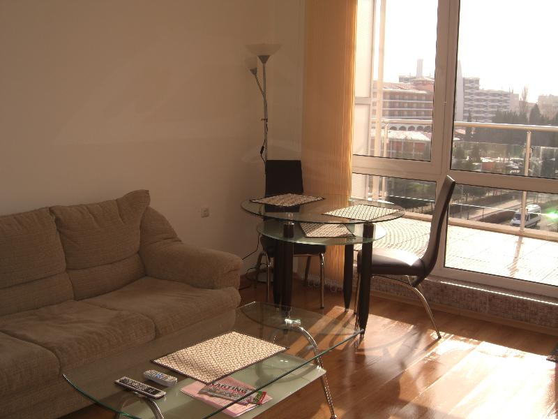 Apartment in Bulgaria, Sunny Beach: Lounge