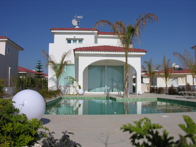 Villa in Cyprus, Ayia Thekla: View of property