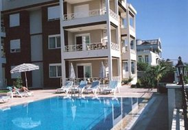 Stunning apartment in Antayla