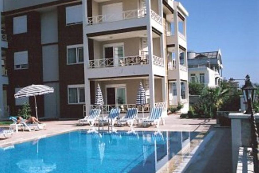 Apartment in Turkey, Manavgat: The pool area
