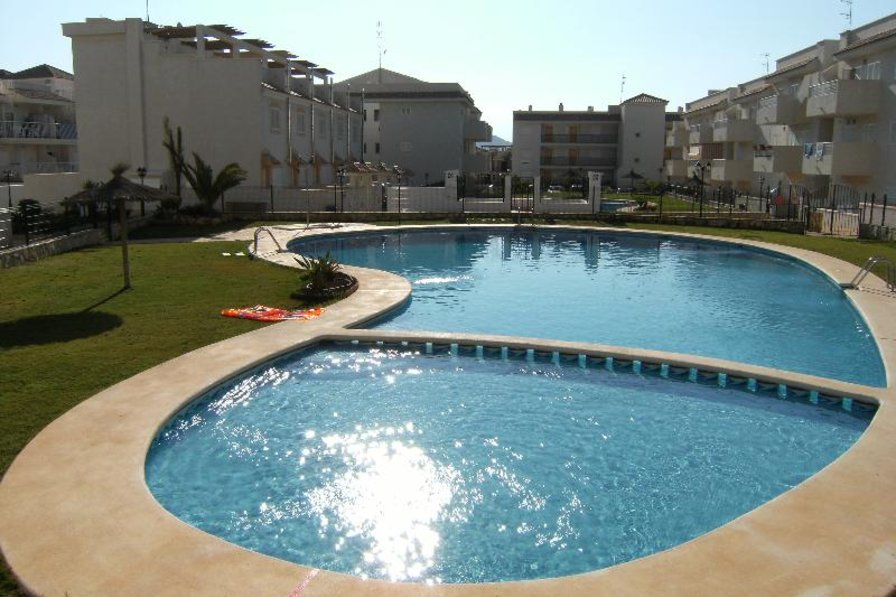 Apartment in Spain, Collados Zieschang: Pool and Complex