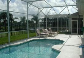Florida villa 10 minutes from Disney