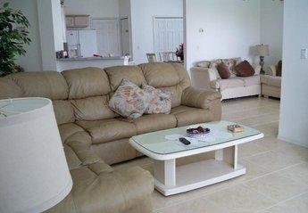 Villa in USA, Esprit: Lounge