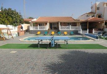 5 bedroom Villa for rent in San Miguel de Abona