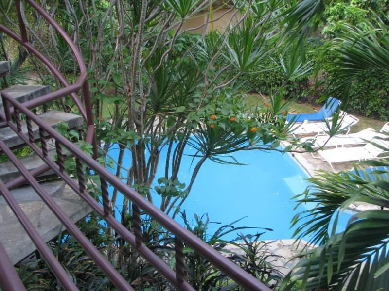 Apartment in Dominican Republic, CABARETE: View from the balcony