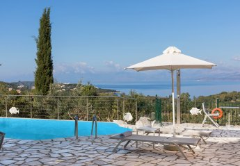 5 bedroom Villa for rent in Kassiopi