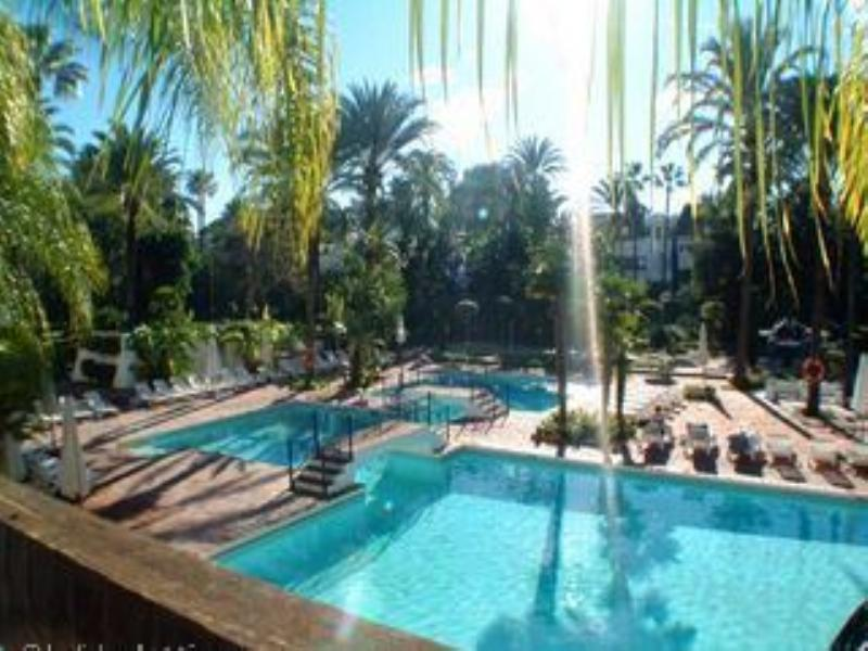 Apartment in Spain, Marbella Centre: Outdoor pool