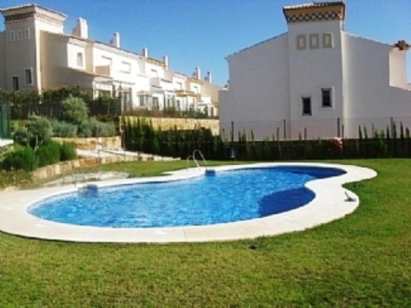 House in Spain, La Duquesa: Pool area