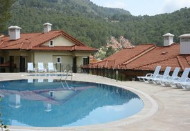 Holiday apartment in Gocek Palm 29
