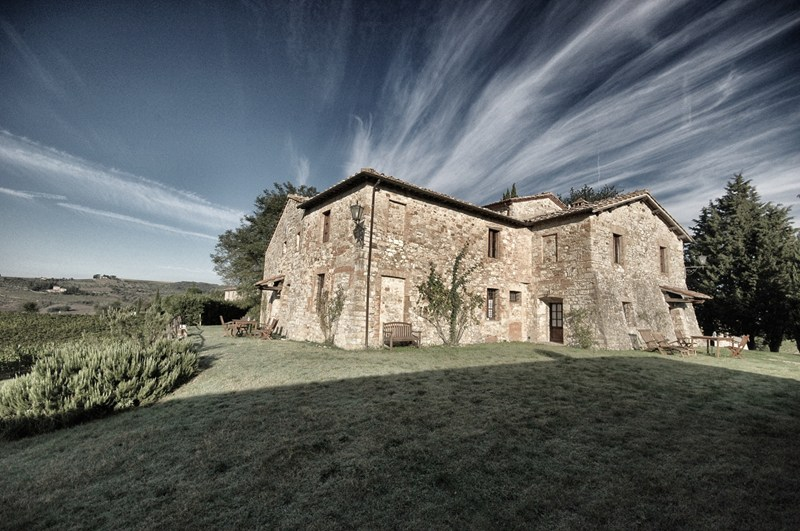 Country house in Italy, Chianti