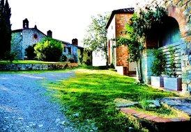 La Pieve Marsina, Tuscany, Chianti, Il Pozzo