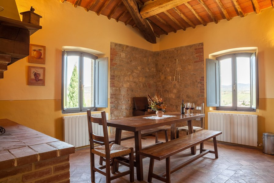 Country house in Italy, Gaiole in Chianti