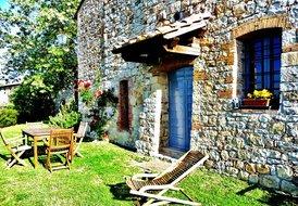 La Pieve Marsina, Tuscany, Chianti, Apartment  La Pieve