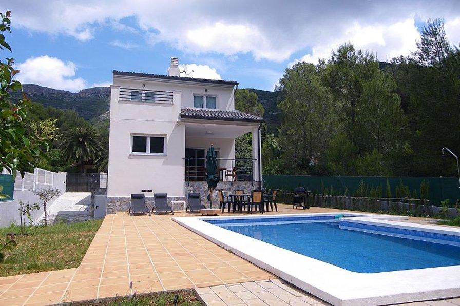 Villa in Spain, La Drova