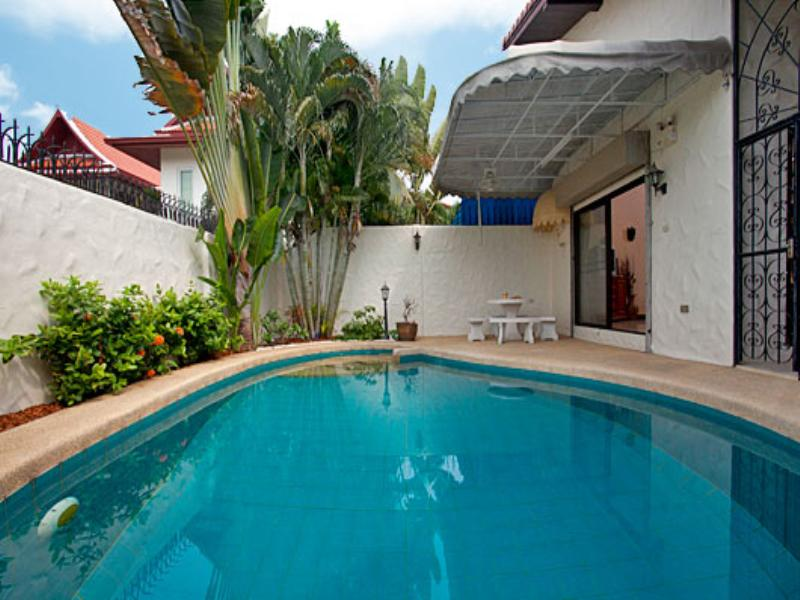 Villa in Thailand, Pattaya: thailand holiday homes swimming pool private villa for rent