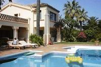 Villa in Spain, Golden Mile: Villa