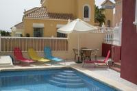 Villa in Spain, El Galan: Private Pool