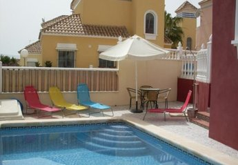 Villa in Spain, El Galan: Private Pool