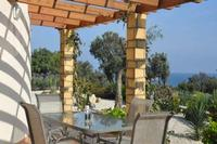 Villa in Cyprus, Kayalar: The perfect place for breakfast