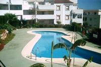 Apartment in Spain, Riviera del Sol: Pool area