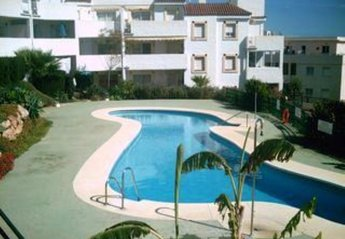Apartment in Spain, Riviera Del Sol - Fase II: Pool area