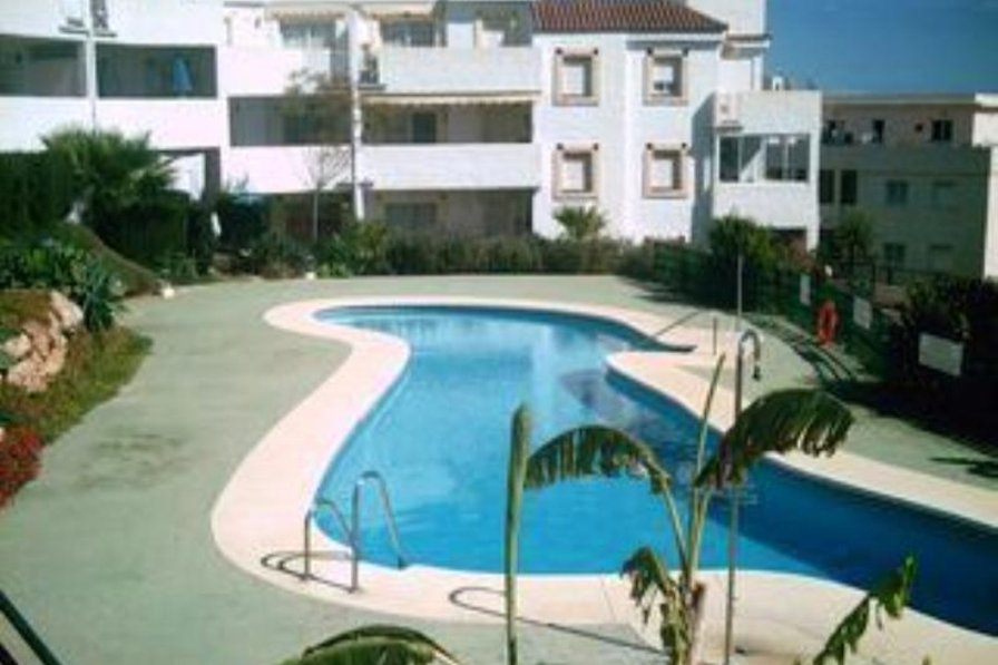 Apartment in Spain, Riviera Del Sol - Fase II: Pool area