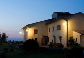 San Gimignano - Villa Chestnut - Apartment Green - 4 pax