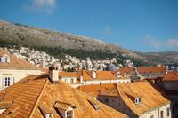 Apartment in Croatia, Dubrovnik Old Town: balcony view 1