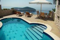 Apartment in Croatia, Ploèe iza Grada: swimming pool