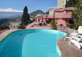 Taormina - Apartment Simone - 11 pax