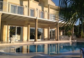 Stunning 2 bed detached villa in Dalyan