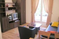 Apartment in Croatia, Ploèe iza Grada: living room
