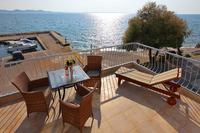 Apartment in Croatia, Diklo: terace