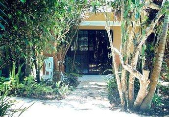 Apartment in Dominican Republic, CABARETE: Entrance and private area