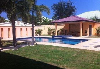 Villa in Thailand, Khao Takiab: Garden View 2