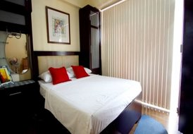 Apartment in Manila, Philippines: Bedroom