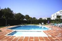 Apartment in Spain, Miraflores: Pool area