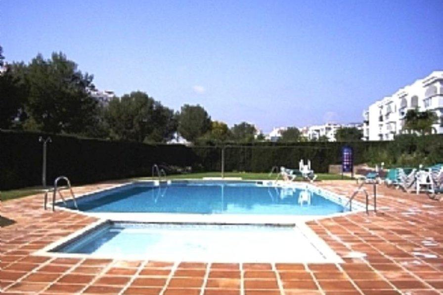 Apartment in Spain, Miraflores: Pool area