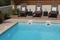 Luxury Villa with Private Pool and Internet Access. 3 Beds, Sleeps 6