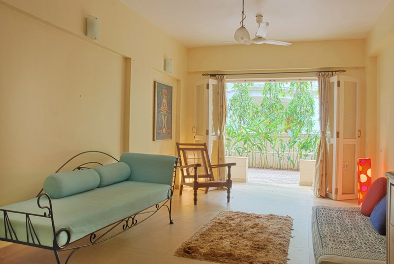 Apartment in India, Goa