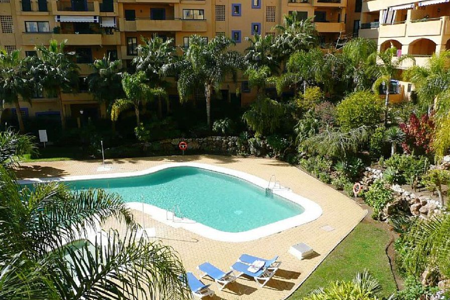 Apartment in Spain, San Pedro de Alcántara