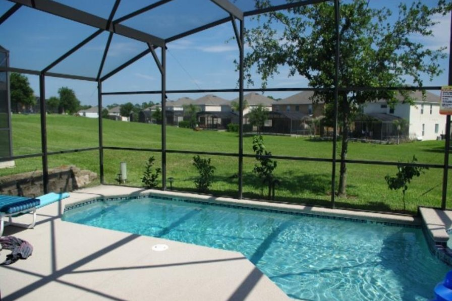 Villa To Rent In Emerald Florida With Private Pool 80935