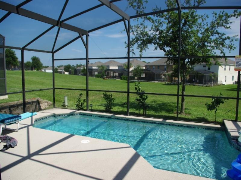 Villa in USA, Emerald Island: pool