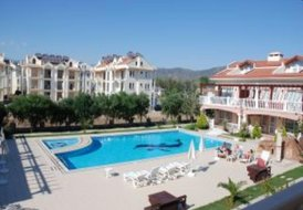 Summer 20 Apartment, Calis Beach, Turkey