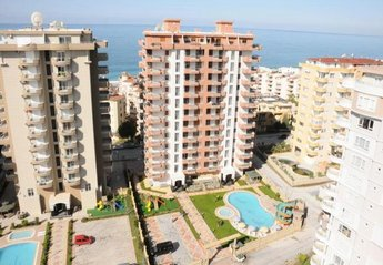 Apartment in Turkey, Mahmutlar: Luxury apartment for rent in turkey