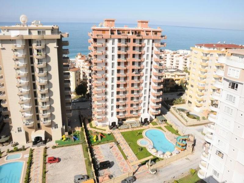 Apartment in Turkey, Mahmutlar: Luxury apartment for rent in turkey